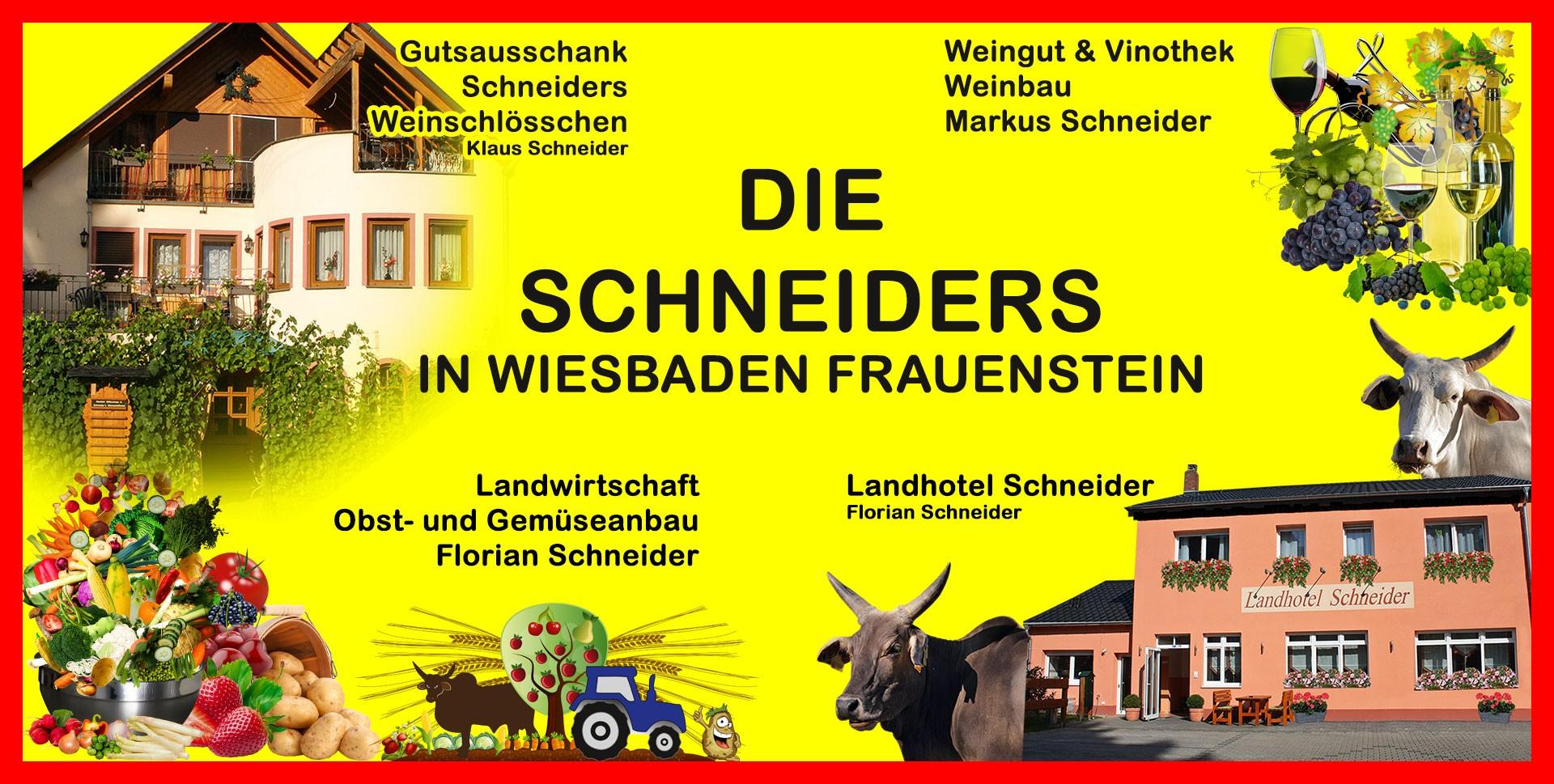 Familienbetrieb Schneider in Wiesbaden Frauenstein